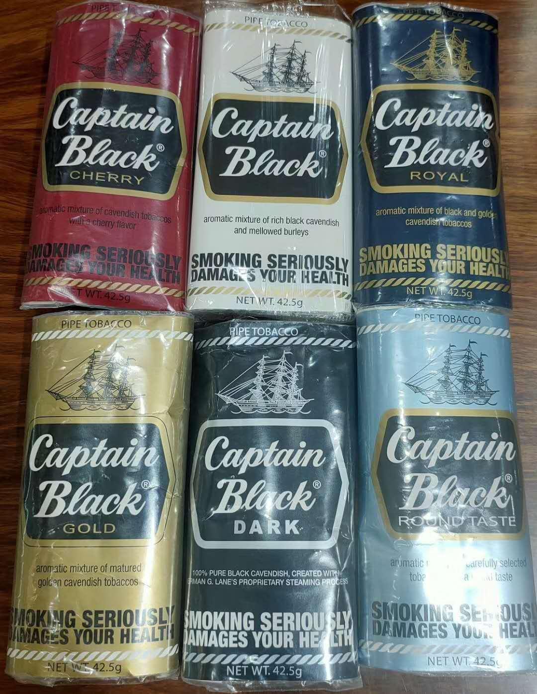 老船长烟丝官网Captain Black  老船长烟丝都有什么味道